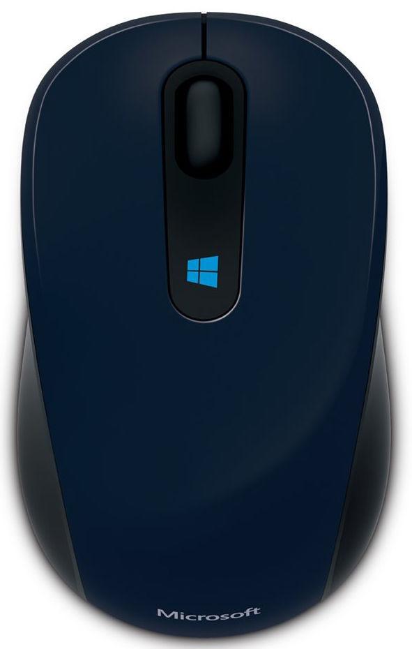 Microsoft Sculpt Mouse (modrá) - bezdrátová myš