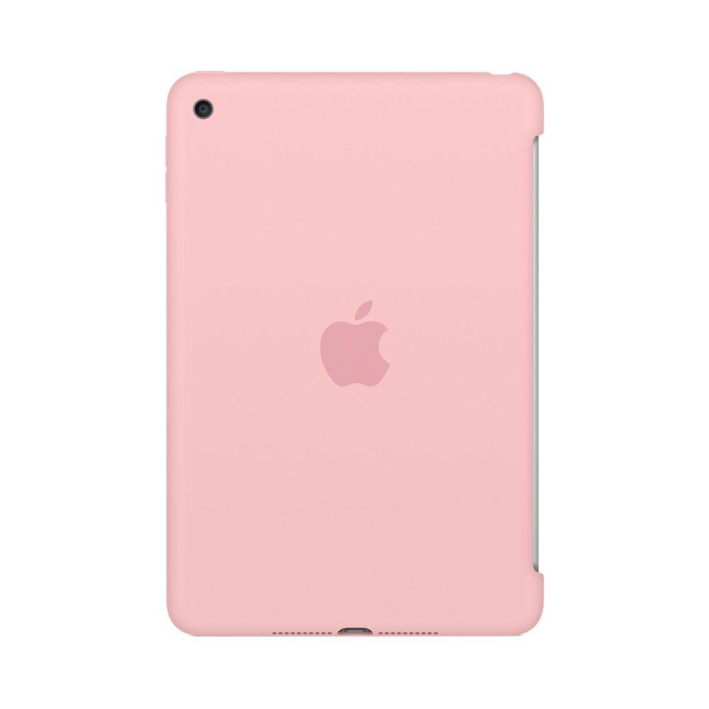 Apple iPad mini 4 Silikonové pouzdro - (růžové) MLD52ZM A ... f1df968e48