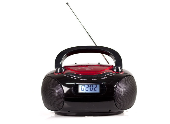 Orava RSU-04 (čierno-červené)