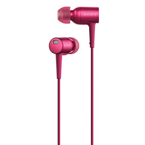 Sony MDR-EX750NAP (růžová)