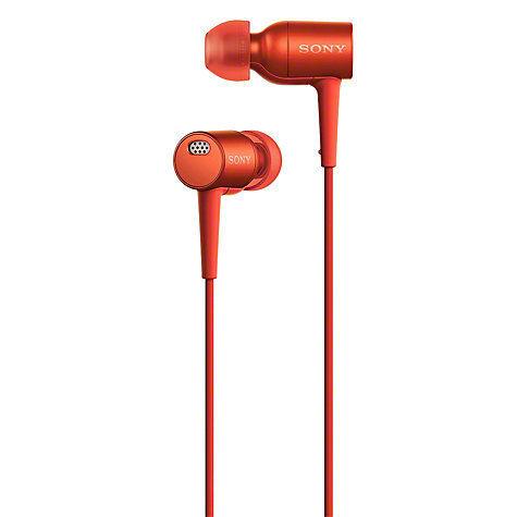 Sony MDR-EX750NAR (červená)