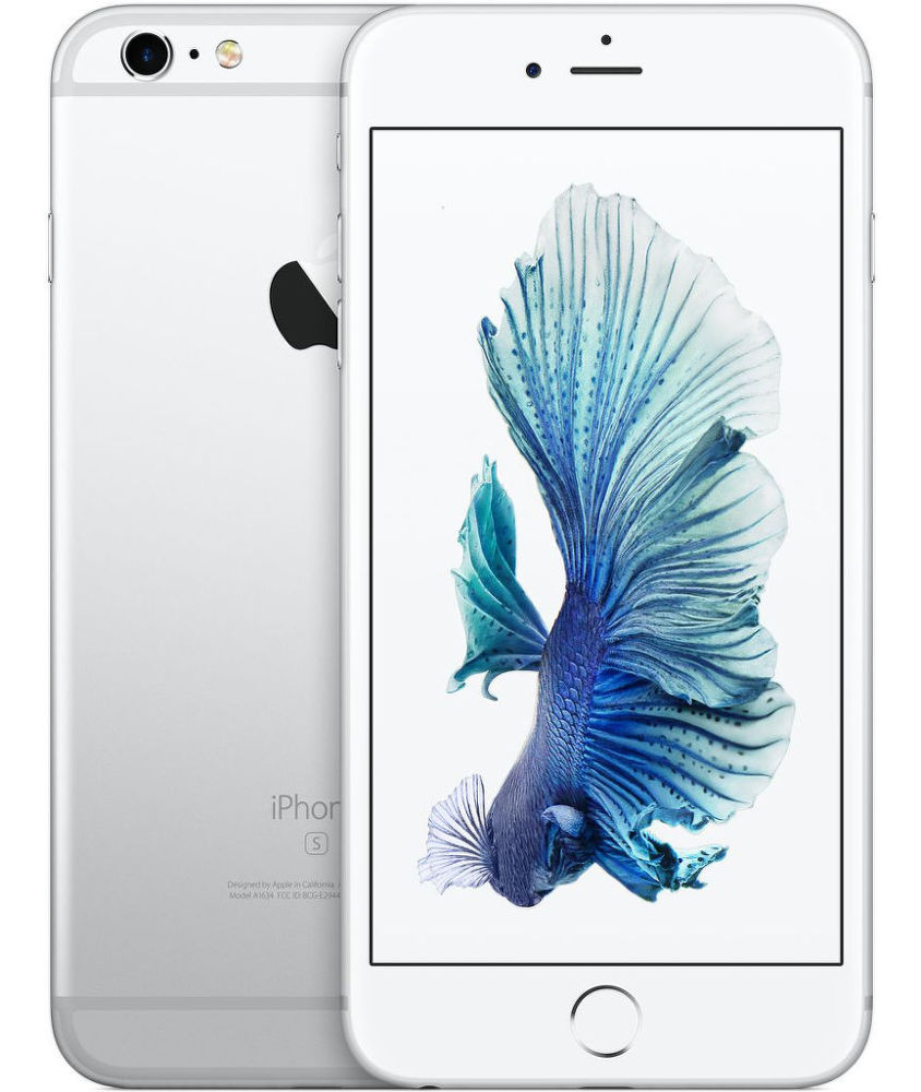 Apple iPhone 6s Plus 128 GB stříbrný