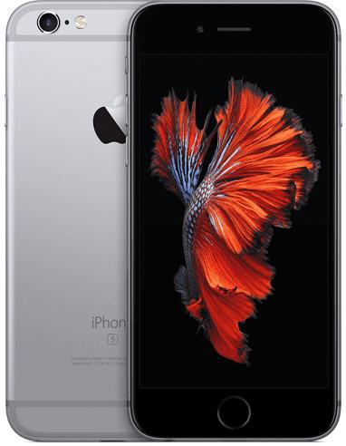 Apple iPhone 6s 16 GB (šedý) + dárek MyMax AA-1176, 10 000 mAh (bílá) zdarma