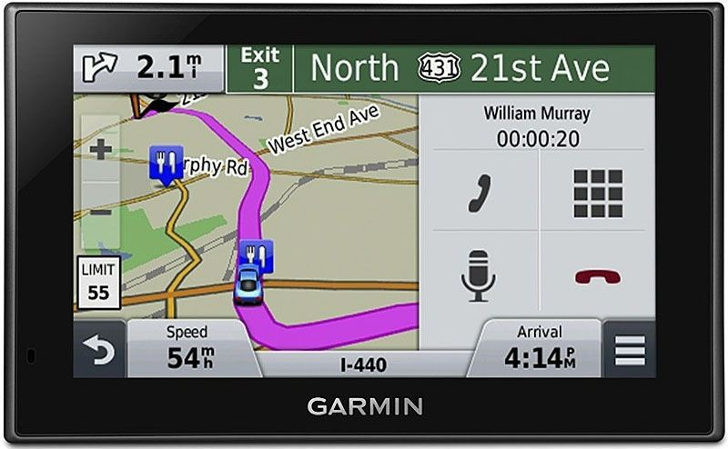 Garmin nüvi 2589T Lifetime Europe45