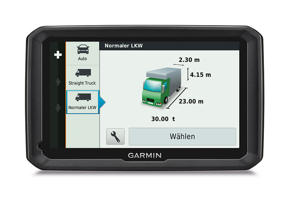 Garmin dezl 770T Lifetime Europe45