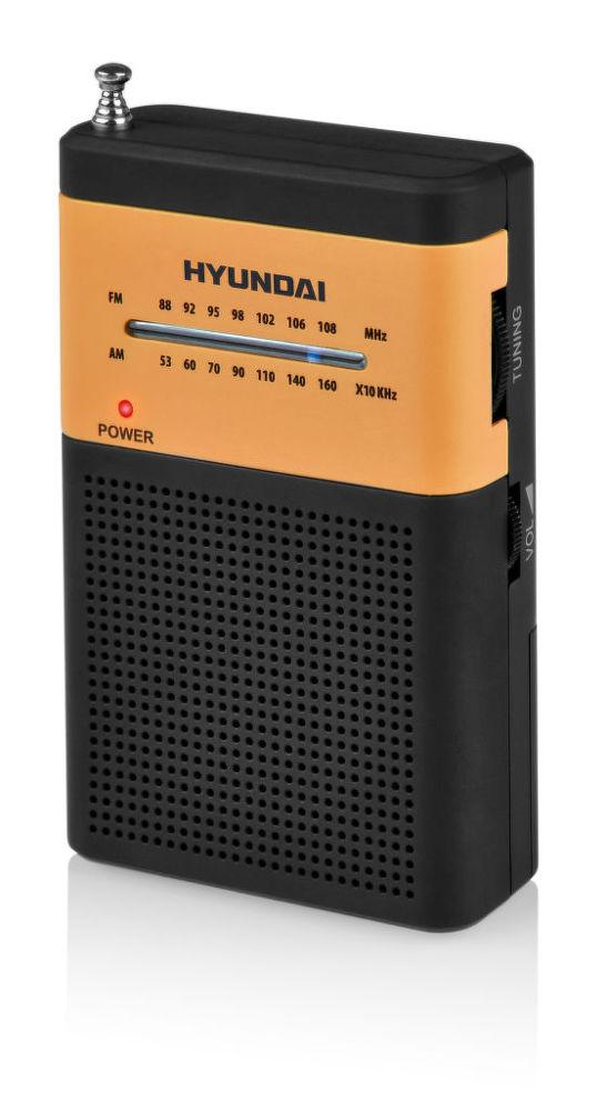 Hyundai PPR 310 BO (černo-oranžové)