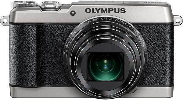Olympus SH-2 (stříbrný) + diktafon VN-765