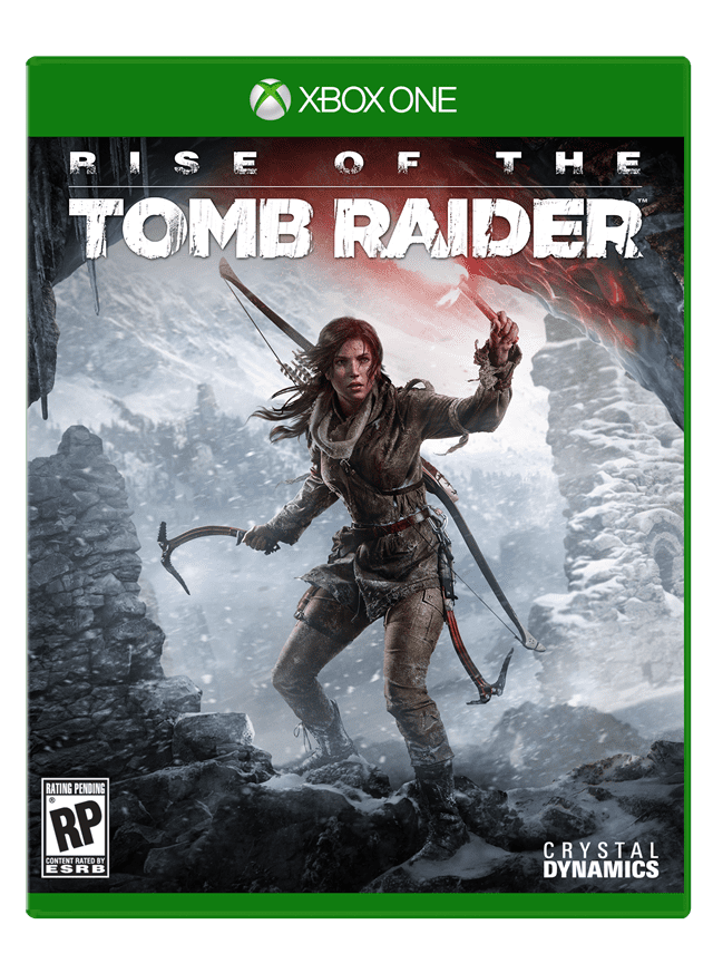 Rise of the Tomb Raider - hra pro Xbox ONE