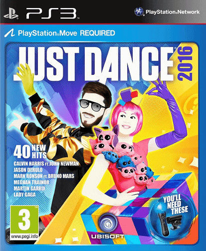 Just Dance 2016 - hra pro PS3