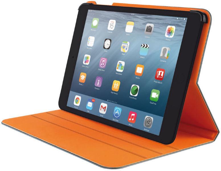 Trust Aeroo Ultrathin Folio Stand for iPad Air 2 (šedý)