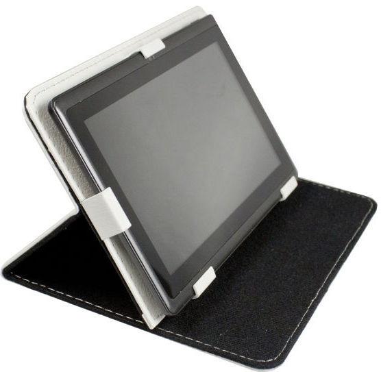 "Aligator TABLET BOOK 7"" POTABBOOK7WH bílé - pouzdro na tablet"