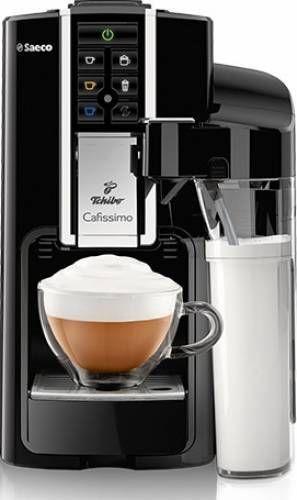 TCHIBO Cafissimo Latte Nero (černá) - Kapslový kávovar