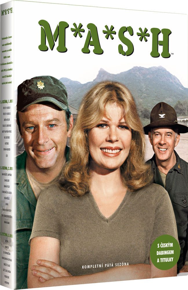 M.A.S.H. 5. sezóna - DVD