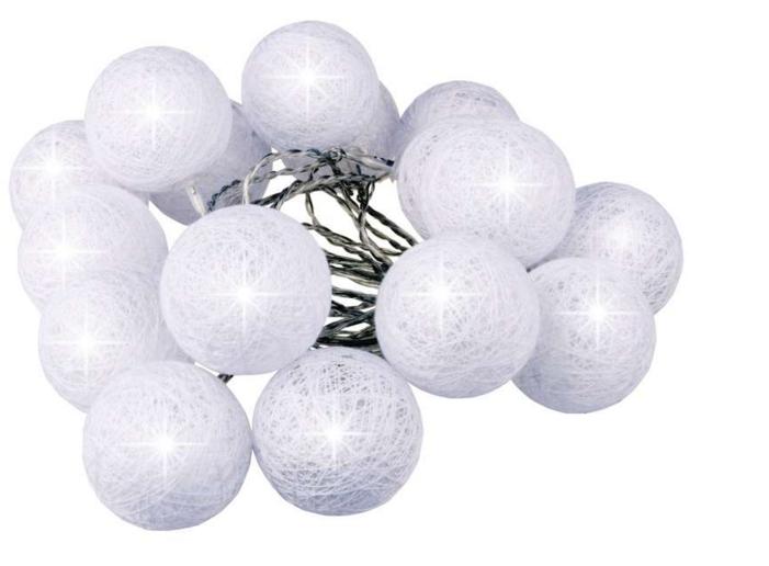 Emos 16 LED 3M IP20 DL - vánoční osvětlení