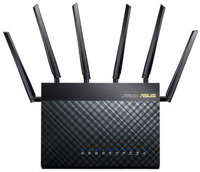 Asus RT-AC3200 (new), AC3200 Tri-Band - WiFi router