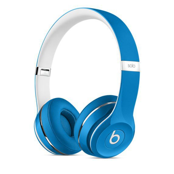 Beats by Dr. Dre Solo2 (Luxe Edition) ML9F2ZM/A (modrá)