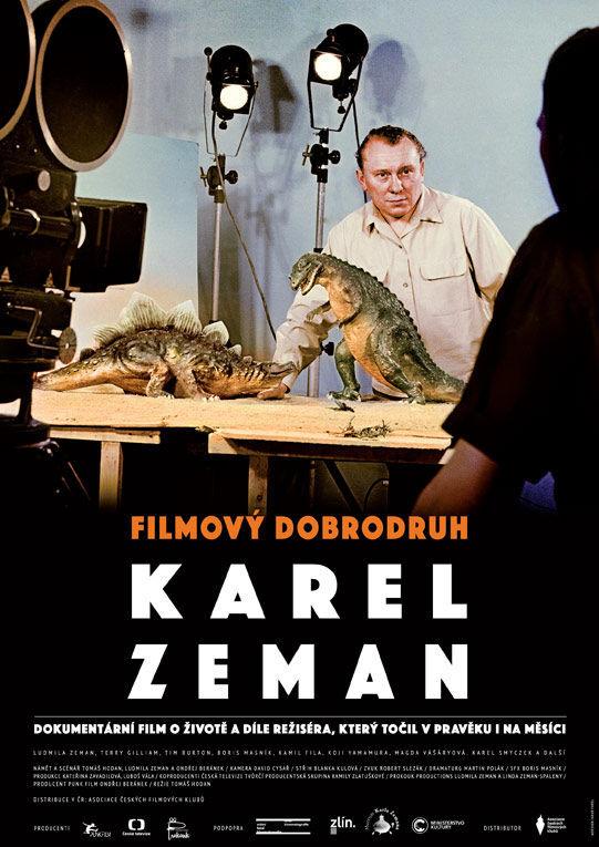Filmový dobrodruh Karel Zeman - DVD film