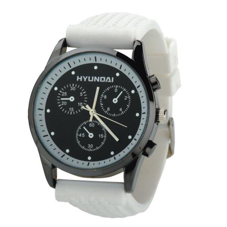 Hyundai Hodinky (bílé)  017515c9a9