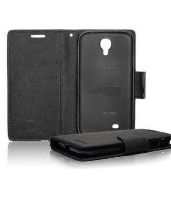 Winner pouzdro Pure Flipbook pro Huawei Y6 (černé)