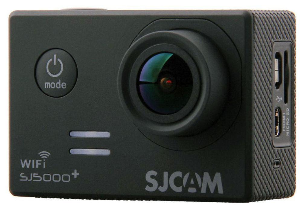 Sjcam SJ5000 Plus (černá) + dárek Valueline VLPINSPOT01 - párty reflektor zdarma