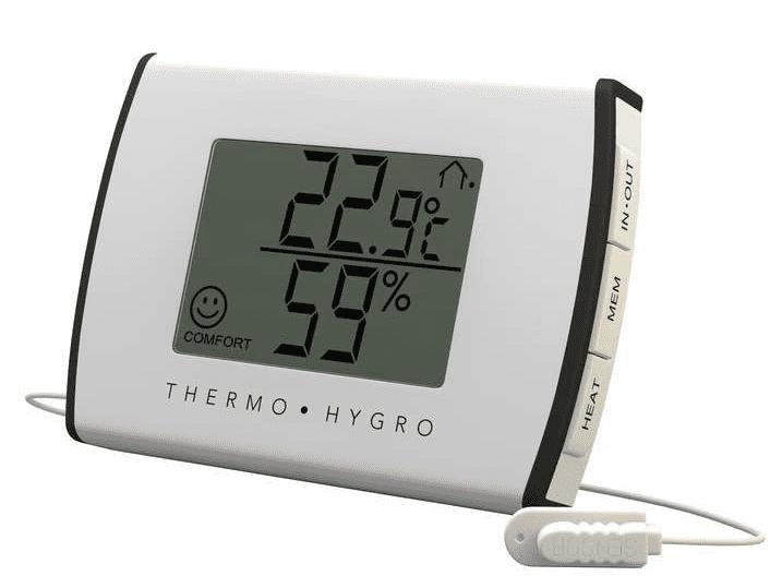 Emos THW301, digitální teploměr s vlhkoměrem