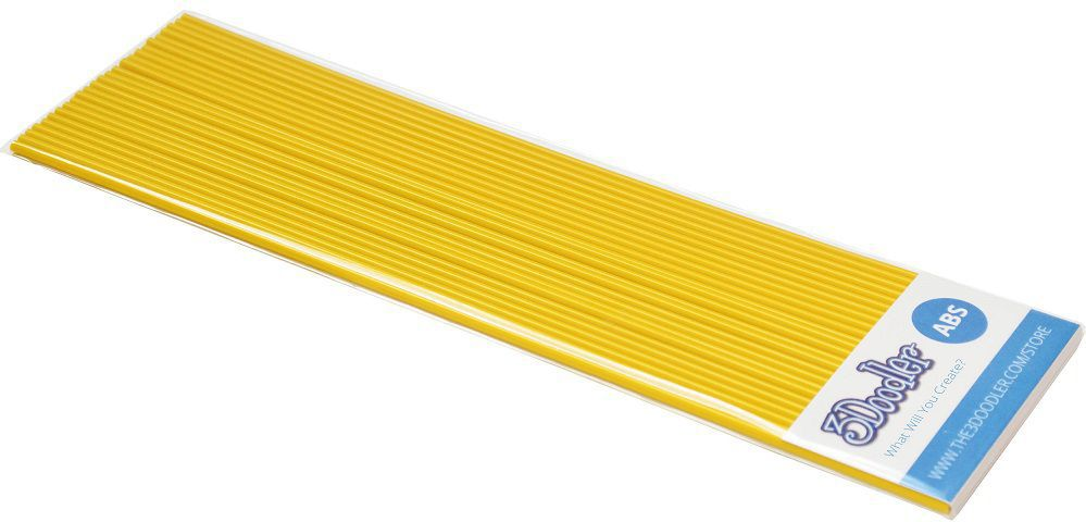 3Doodler náplň do pera - Sunnyside (žlutá)