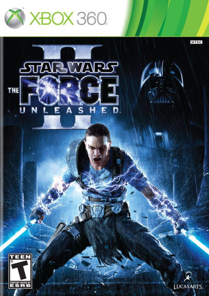 XBOX360 - Star Wars: The Force Unleased II