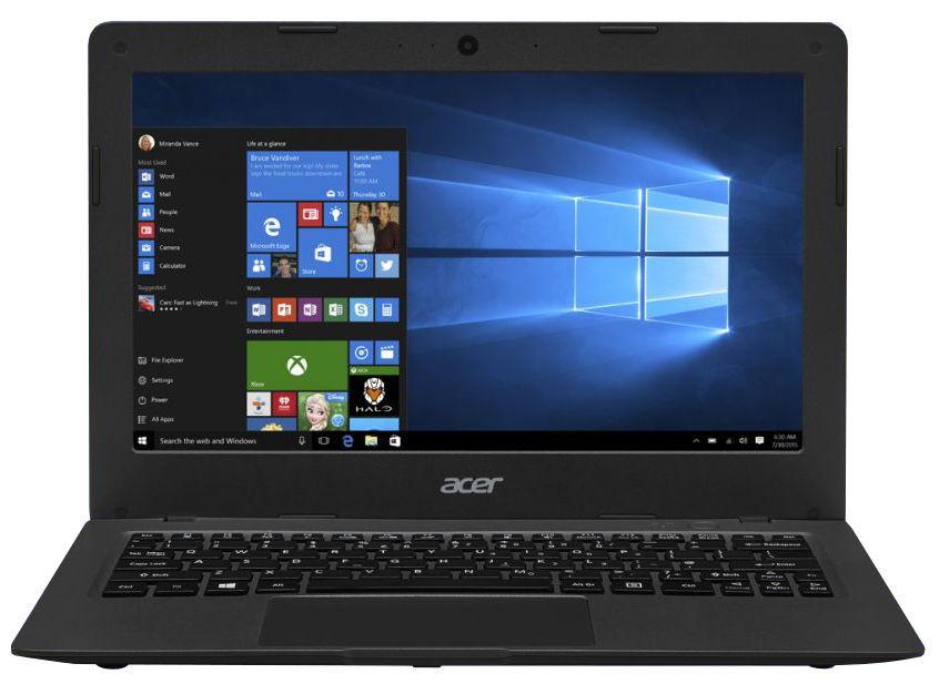Acer Aspire One Cloudbook 11, NX.SHFEC.001 (šedá)