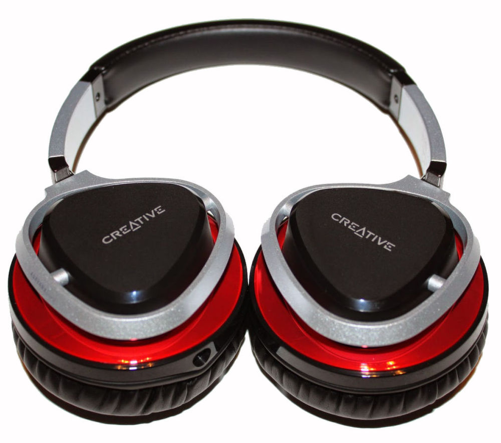 CREATIVE Aurvana Live! 2 red - headset