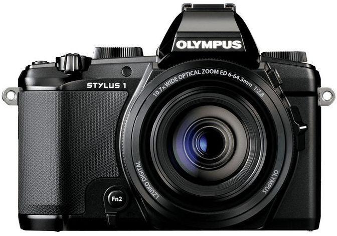 Olympus Stylus 1s, V109020BE000 (černý)