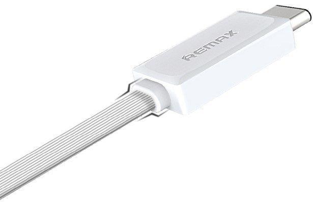 Remax AA-1121 kabel, typ USB-C (bílý)
