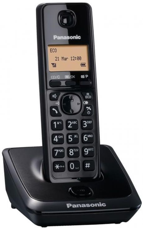 Panasonic KX-TG2711 (černý)