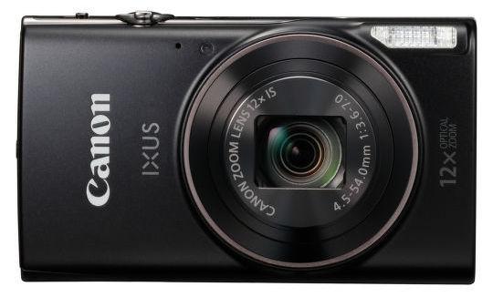 Canon IXUS 285 HS (černý)