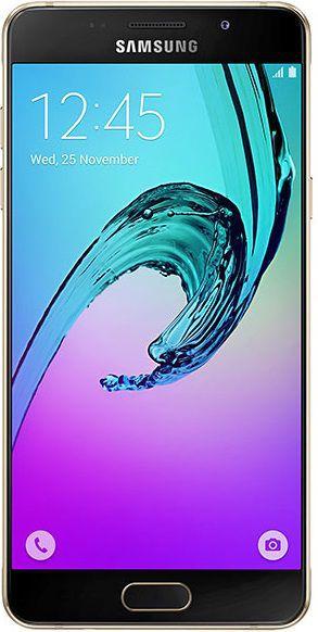 Samsung A510F Galaxy A5 2016 (zlatý)