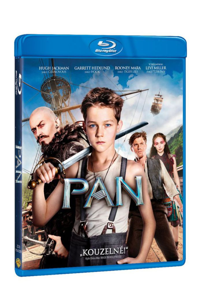 Pan - Blu-ray film