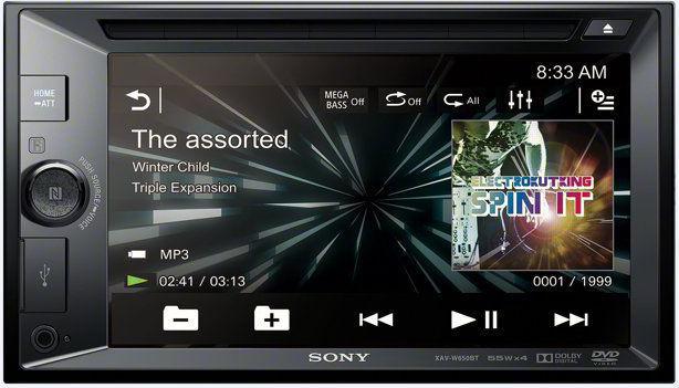 Sony XAV-W650BT
