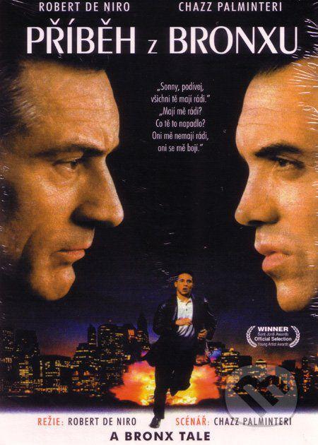 Příběh z Bronxu - DVD film