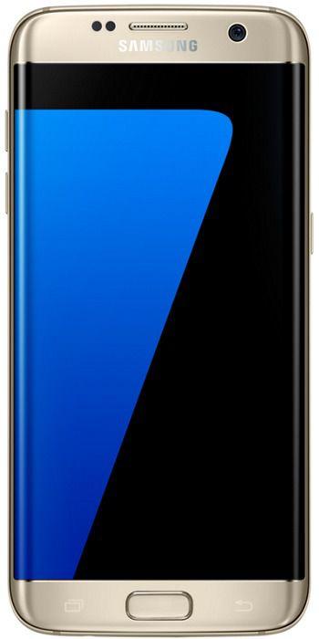 Samsung Galaxy S7 edge (zlatý)