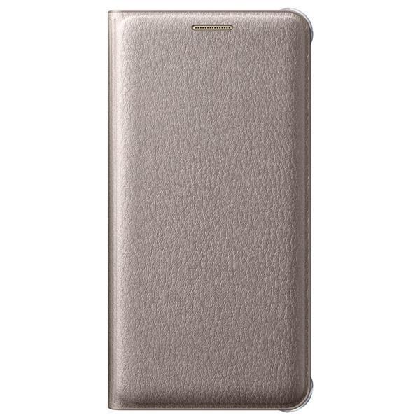 Samsung EF-WA510PF Flip Galaxy A5, A510 (zlatý)