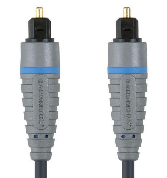 Bandridge BAL5601 Optický Audio TOS kabel, 1m