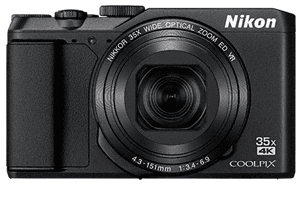 Nikon Coolpix A900 (černý)