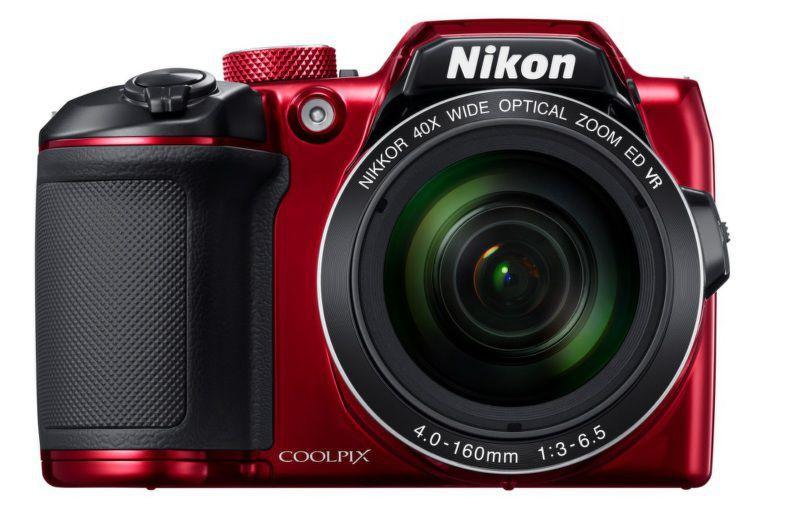 Nikon Coolpix B500 (červený)