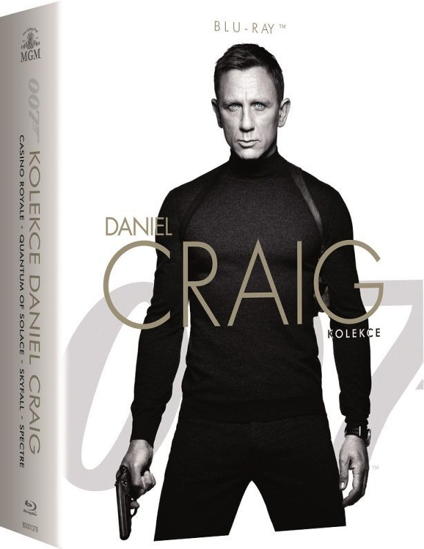 Daniel Craig - 4xBlu-ray film