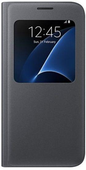Samsung S View EF-CG930PB SG S7 (černé)