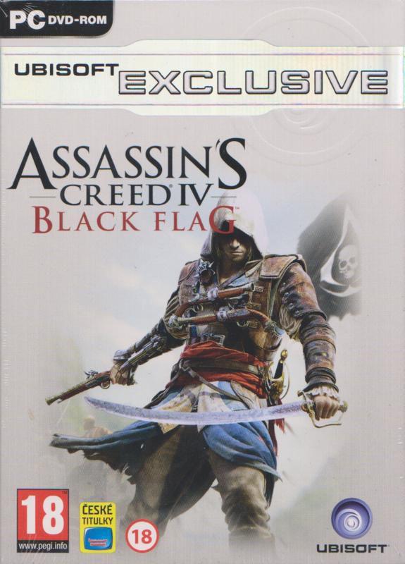 Assassin´s Creed 4, Black Flag - hra pro PC