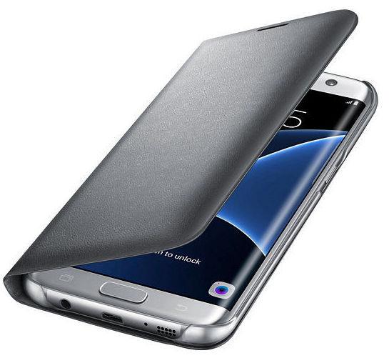 Samsung LED View EF-NG935PS SG S7e (stříbrný)