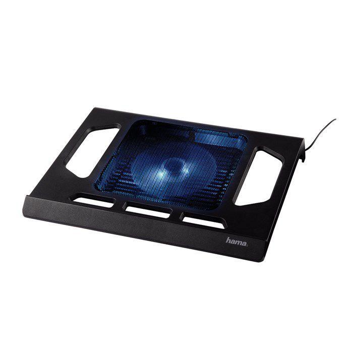 Hama 53070 chladící stojan pro notebook (černý)