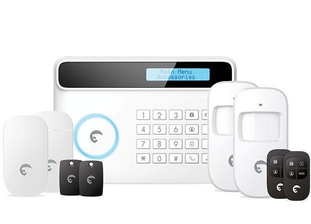 eTiger S4 Combo Secual Sim - bezdrátový bezpečnostní systém s GSM