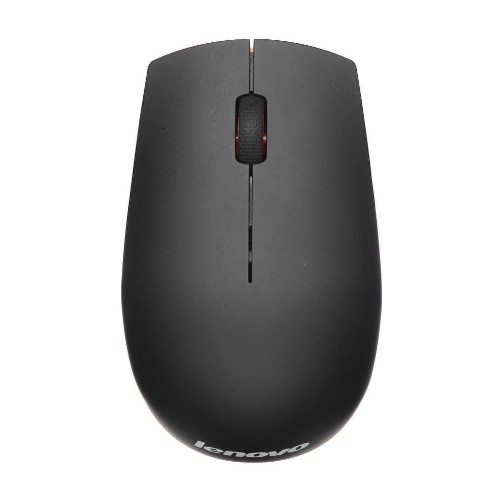 LENOVO 500 Wireless Mouse black - WL myš