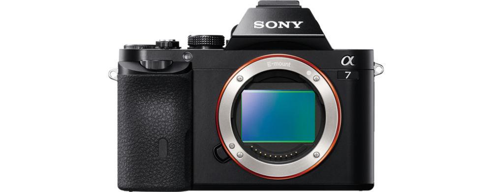 Sony Alpha 7 (tělo) ILCE-7